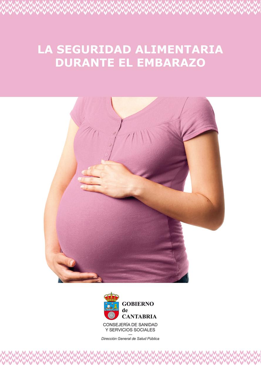 Consejer a de sanidad de cantabria la seguridad alimentaria durante el embarazo - Alimentos buenos en el embarazo ...